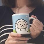 ペコッターマグカップで身も心も温まろうぺこー!